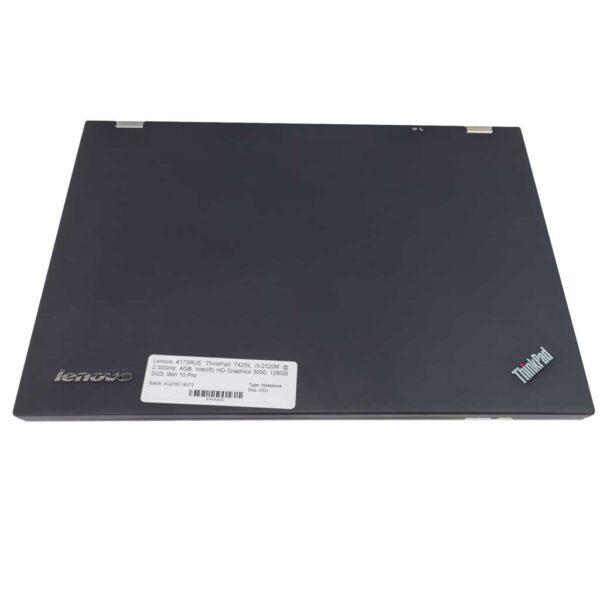 Refurbished Lenovo Thinkpad laptop